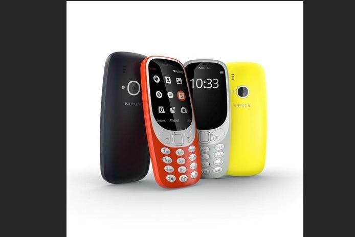 Nokia 3310 colori
