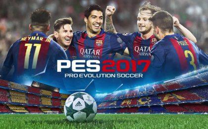 PES 2017 Mobile, gratis per iOS e Android
