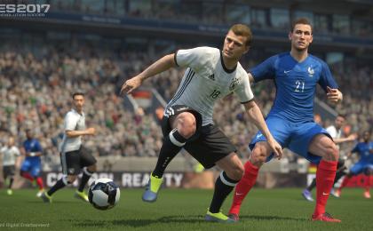 PES 2017: uscita e prezzo del gioco di calcio, anche per PS4 e Android