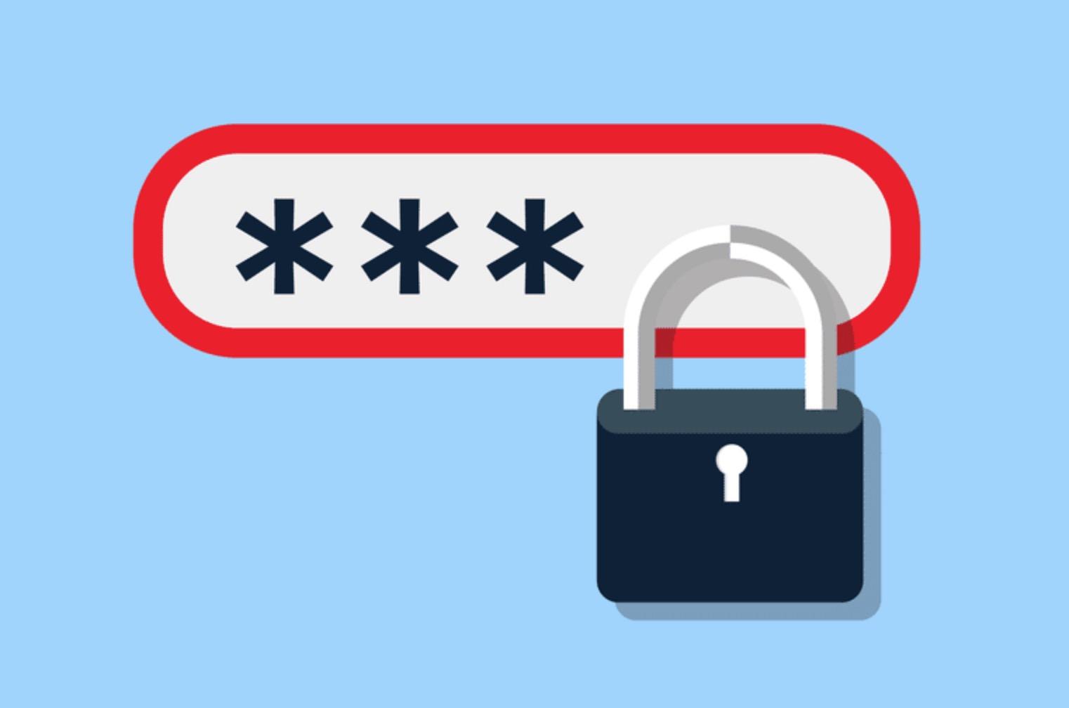 Password sicura rete wireless Internet
