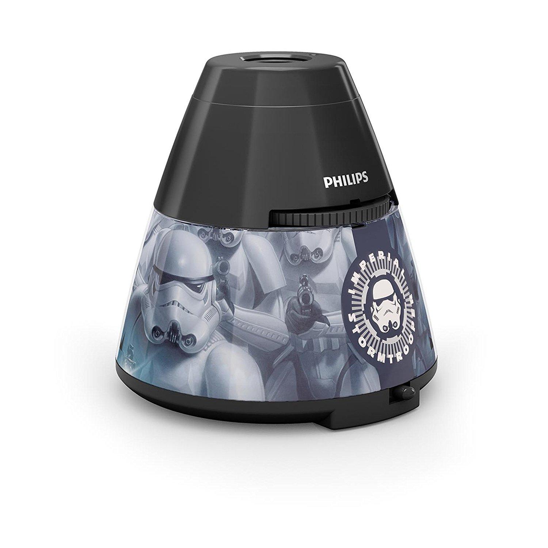 Philips e Disney, Star Wars, Lampada da Tavolo Proiettore LED