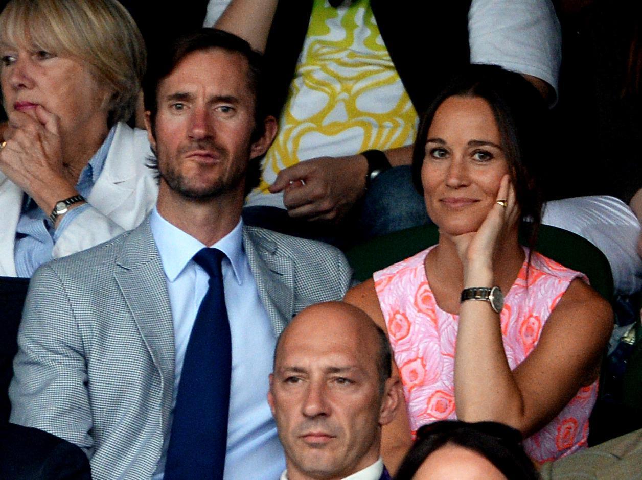 Pippa Middleton matrimonio: il popolo di Twitter si scatena con l'hashtag #PippasWedding