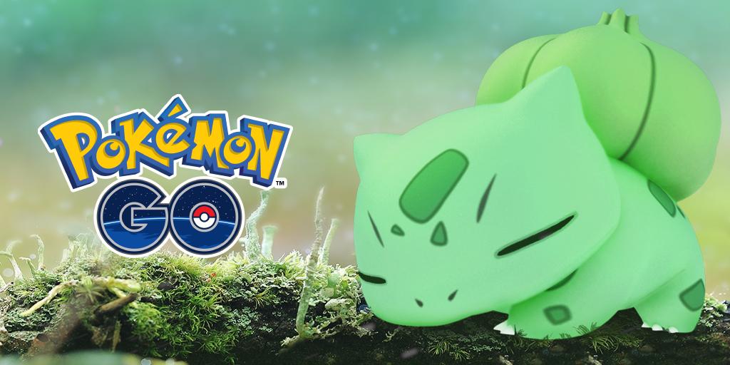 Pokemon Go: l'evento erba con aumento di spawn, la lista