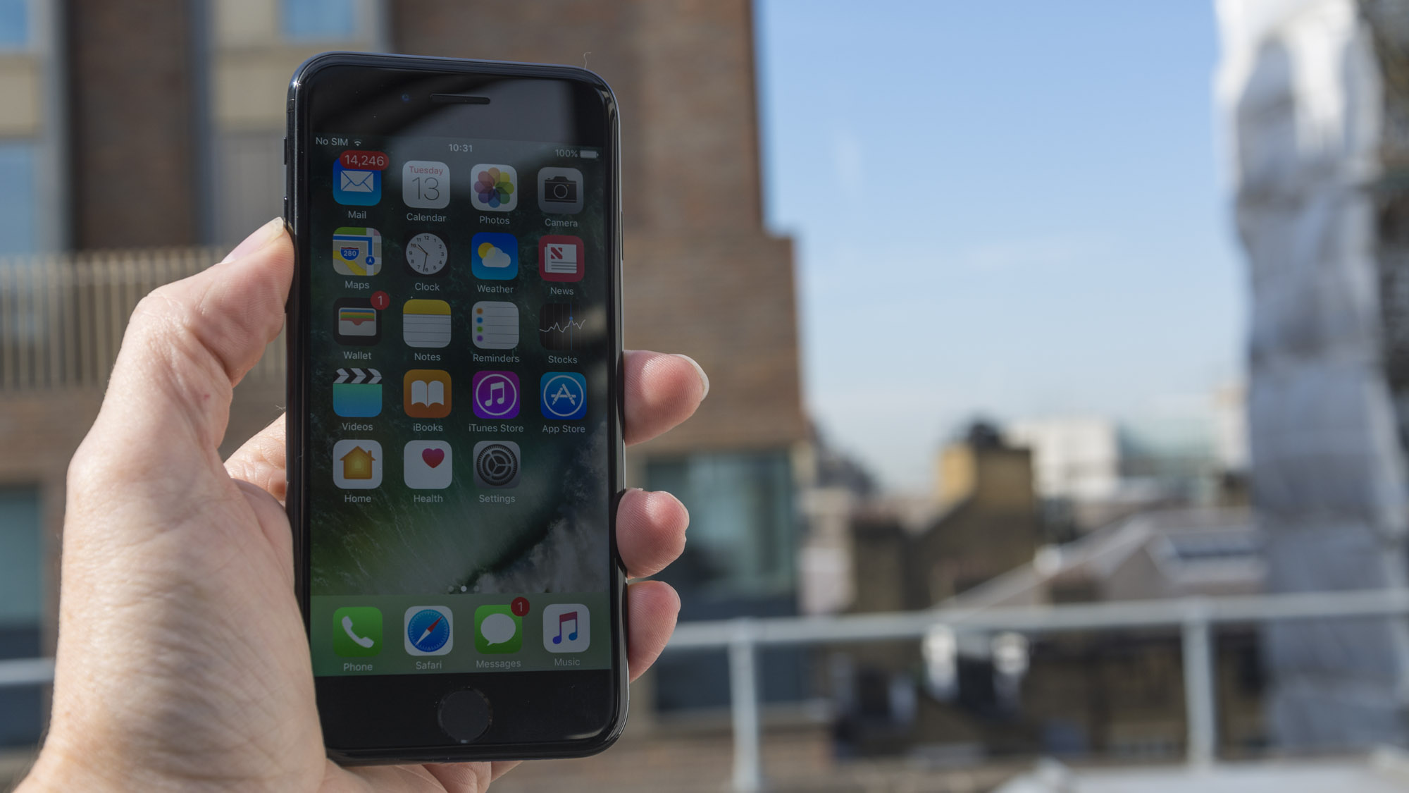 Resettare iPhone senza password