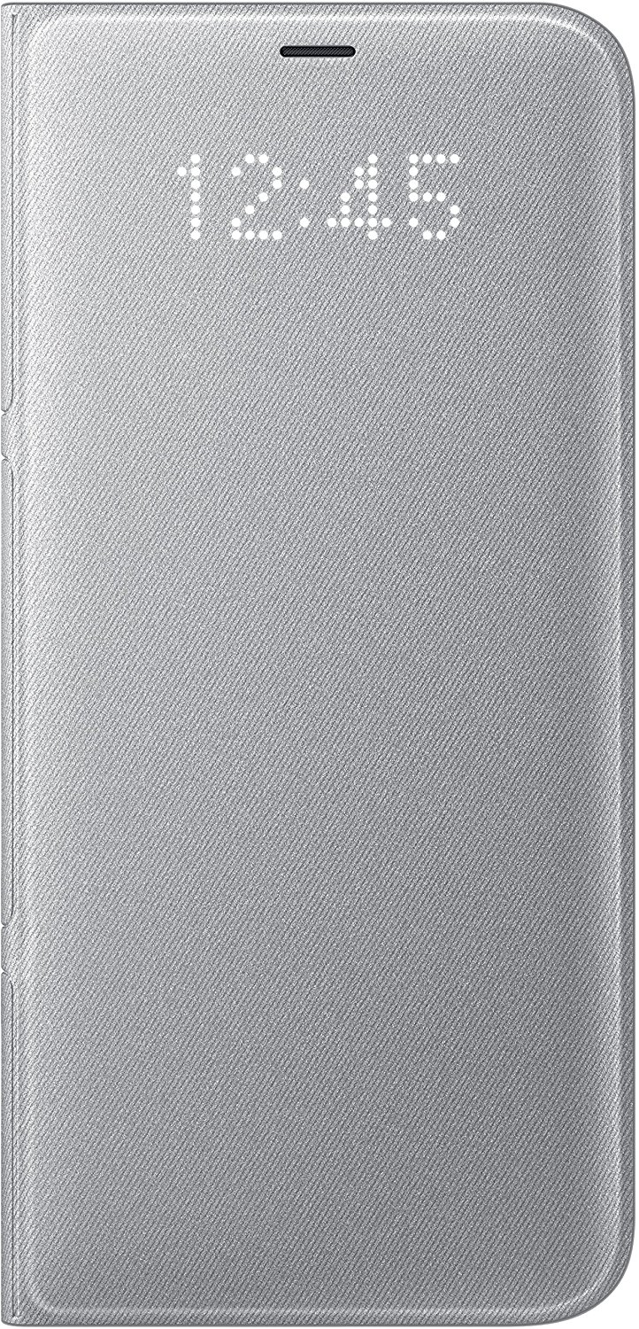 Samsung LED View Cover Galaxy S8 Plus Sliver
