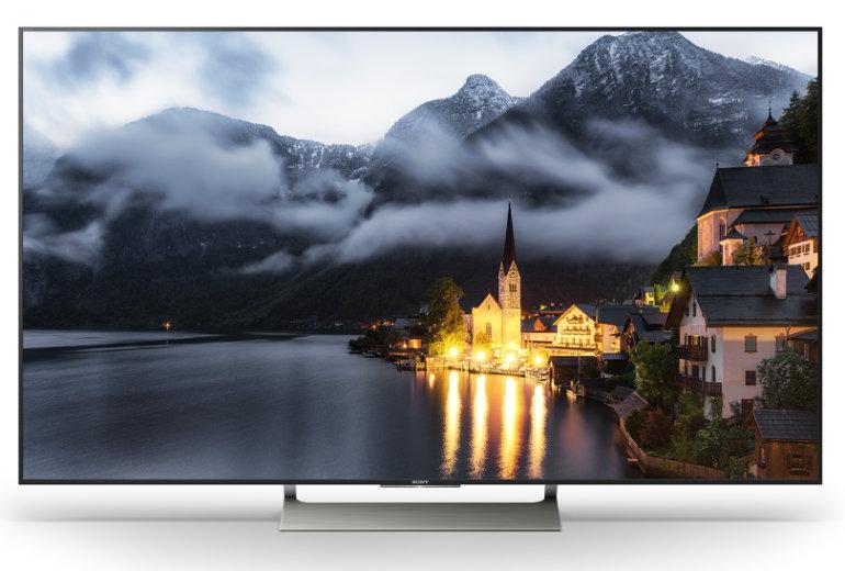 Sony KD 55XE9005 tv