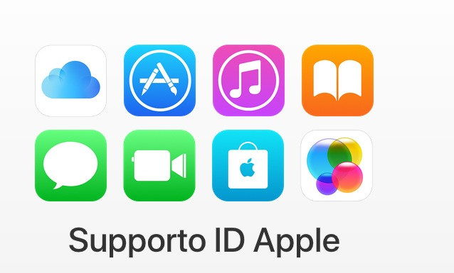 Supporto ID Apple