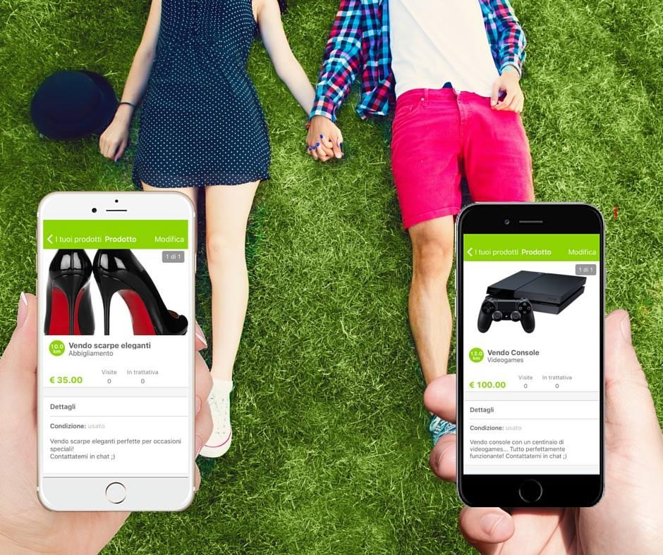 XTRIBE, la prima app italiana sul social commerce