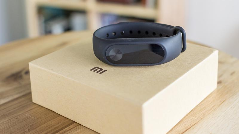 Xiaomi Mi Band 2 smartband con display