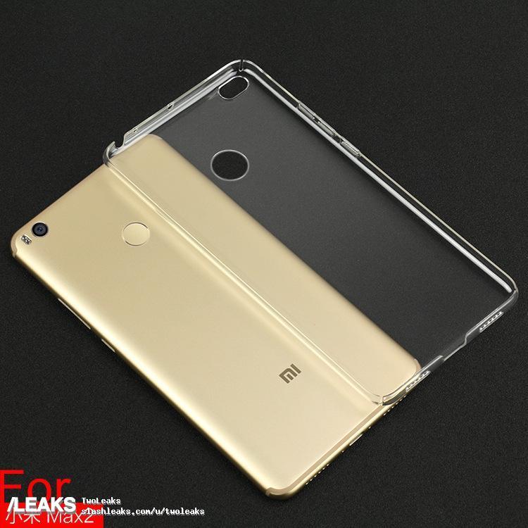 Xiaomi Mi Max 2 cover
