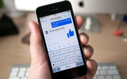 Facebook Messenger, nuovo look per ottimizzare la navigazione