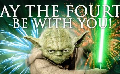 #MayTheFourth, il web festeggia lo Star Wars Day 2017