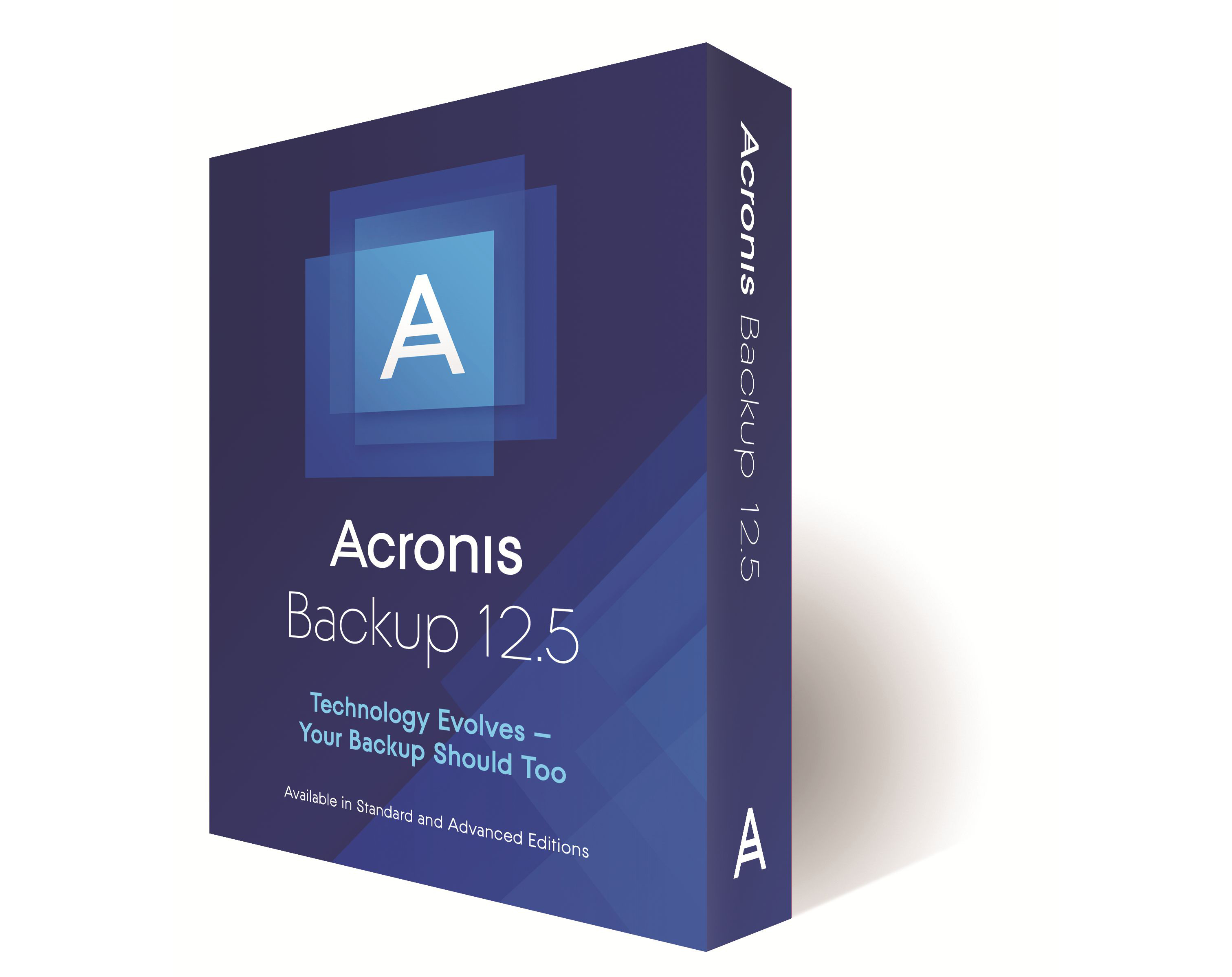 Acronis Backup 12.5 novità