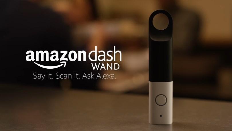 Con Amazon Dash Wand ordini la spesa a voce da casa