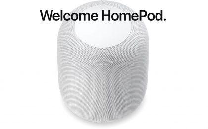 HomePod: uscita, prezzo e scheda tecnica ufficiale
