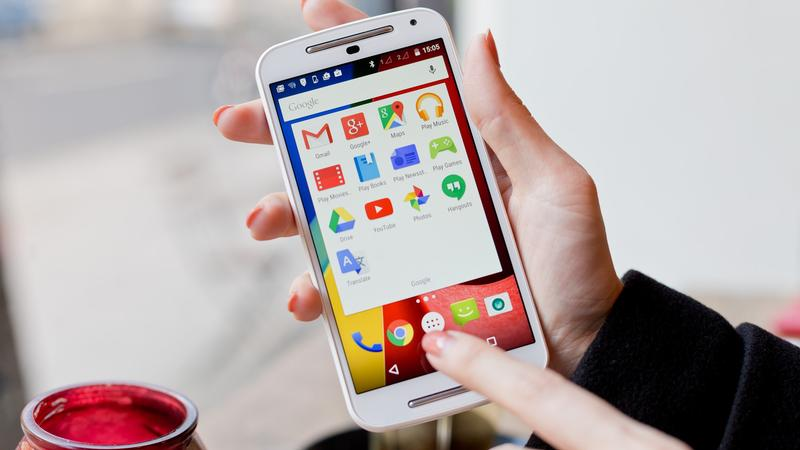 Cambiare account Google su Android