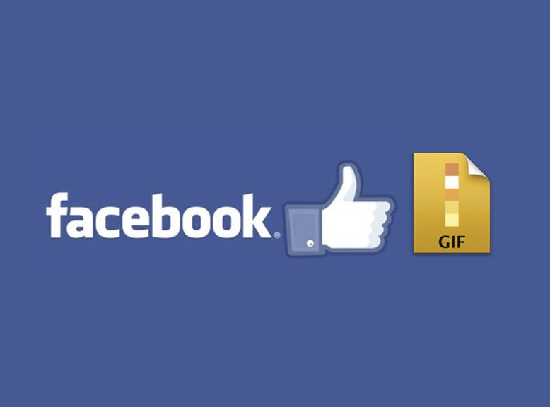Creare GIF per Facebook