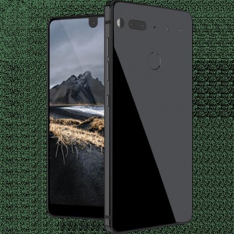 Essential phone nero