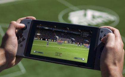 FIFA 18 per Nintendo Switch: caratteristiche e le immagini