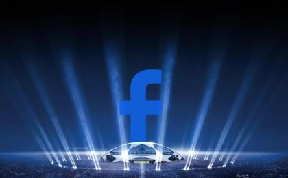 Facebook trasmetterà la Champions League gratis in streaming