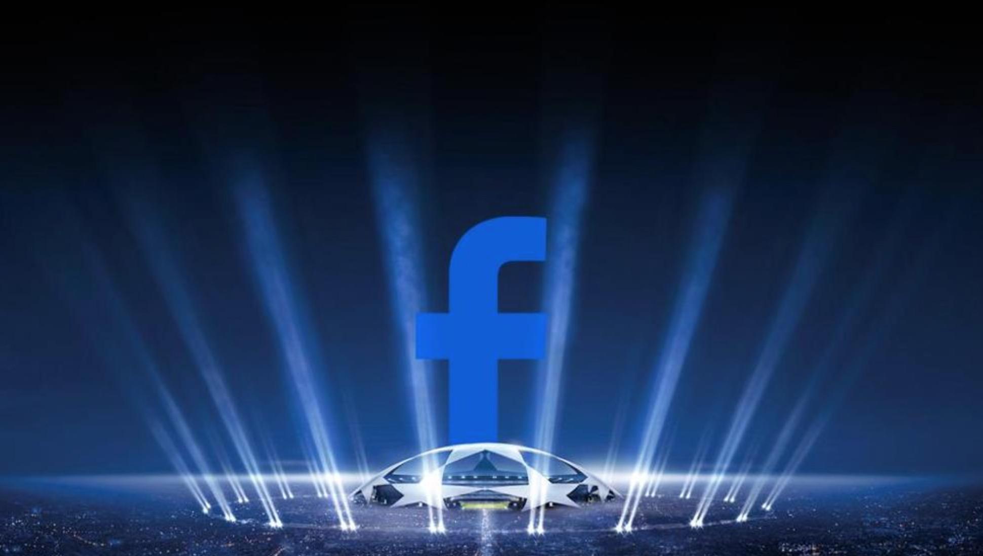 Facebook trasmetterà la Champions League gratis in streaming