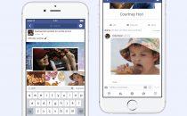 Facebook, GIF nei commenti per festeggiare 30 anni