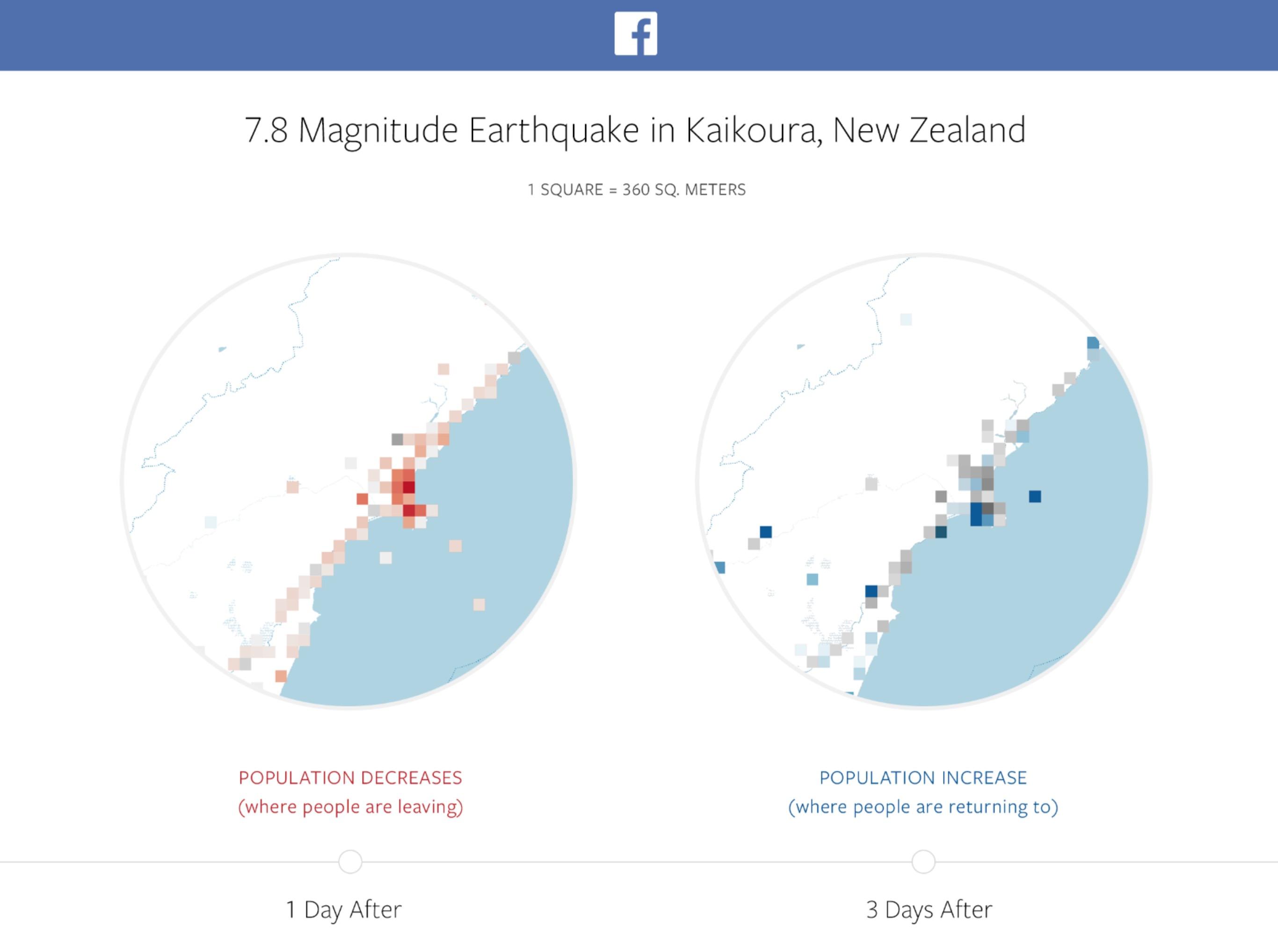 Facebook dati organizzazioni umanitarie
