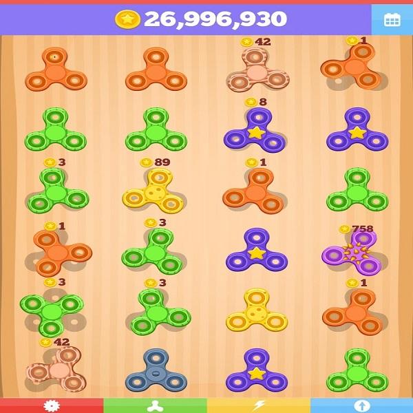 Fidget Spinner Collector