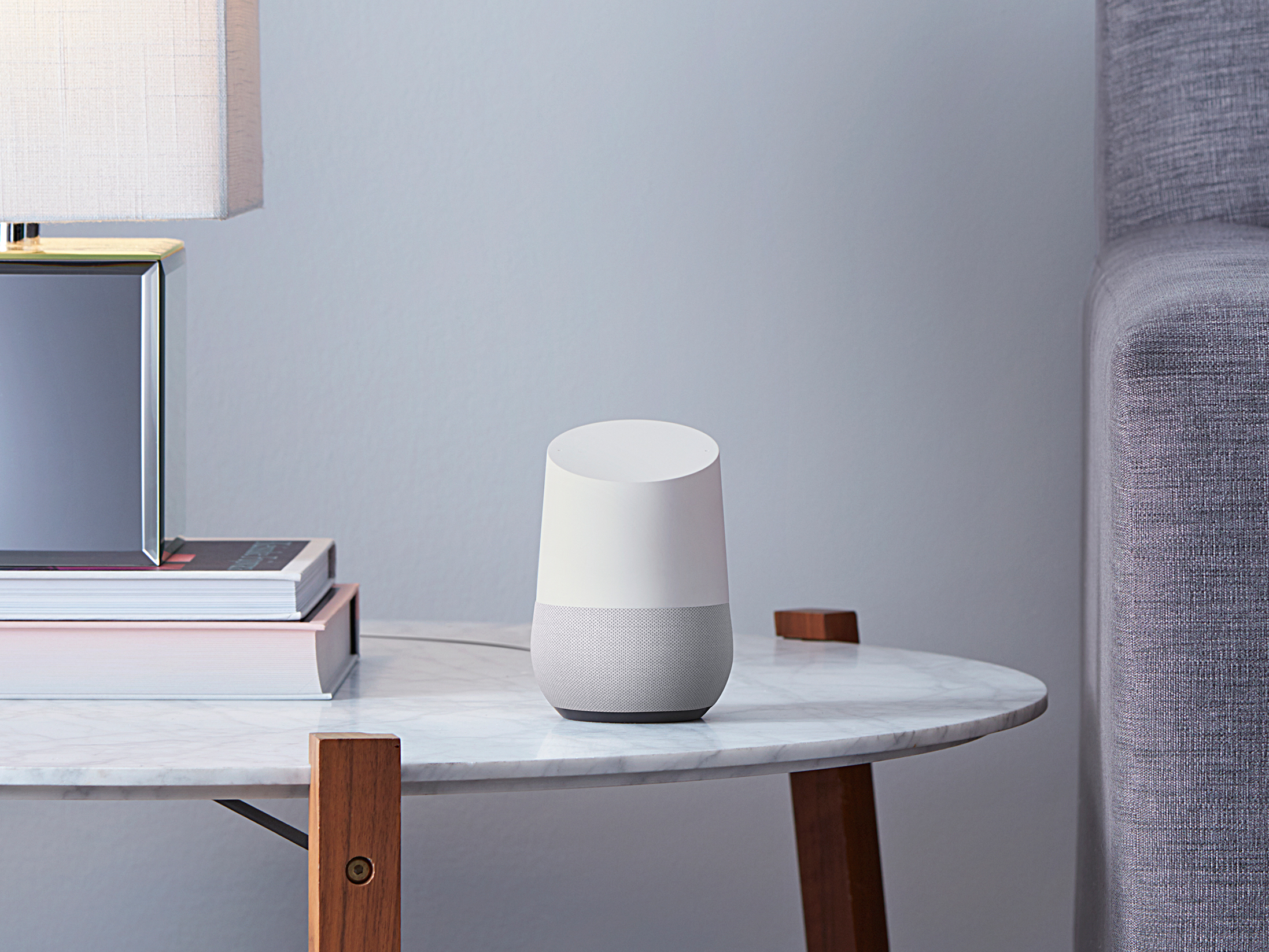 Google Home specifiche tecniche