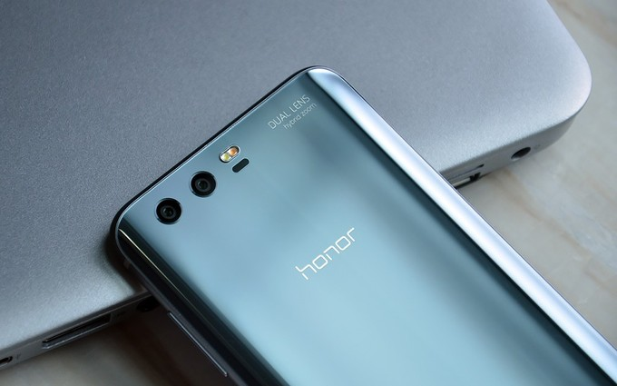 Honor 9 fotocamere
