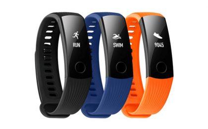 Honor Band 3: prezzo e scheda tecnica della smartband
