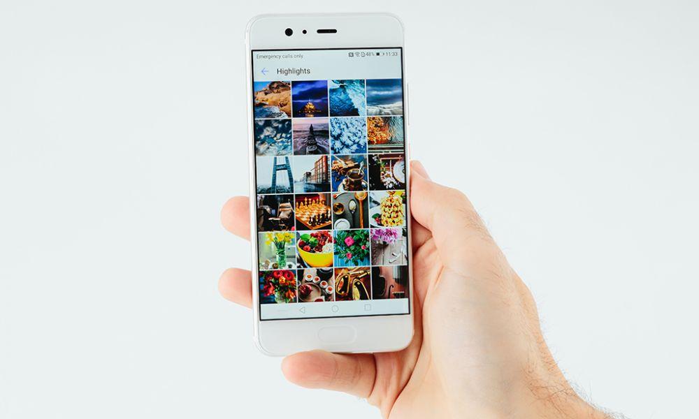 Huawei P10 Plus design