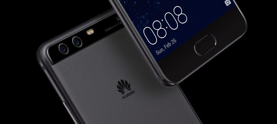 Huawei P10 processore