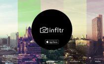 Infiltr: lapp iPhone con 7 milioni di filtri fotografici