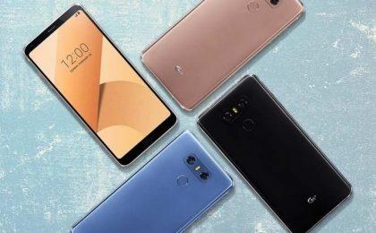 LG G6 Plus ufficiale: l'uscita e la scheda tecnica