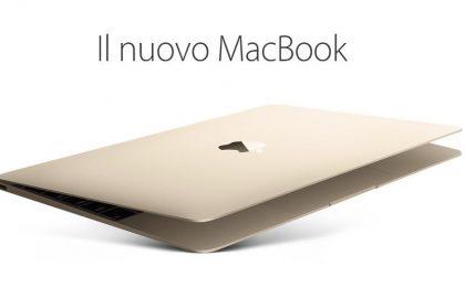 MacBook 2017: uscita, prezzo e scheda tecnica ufficiale