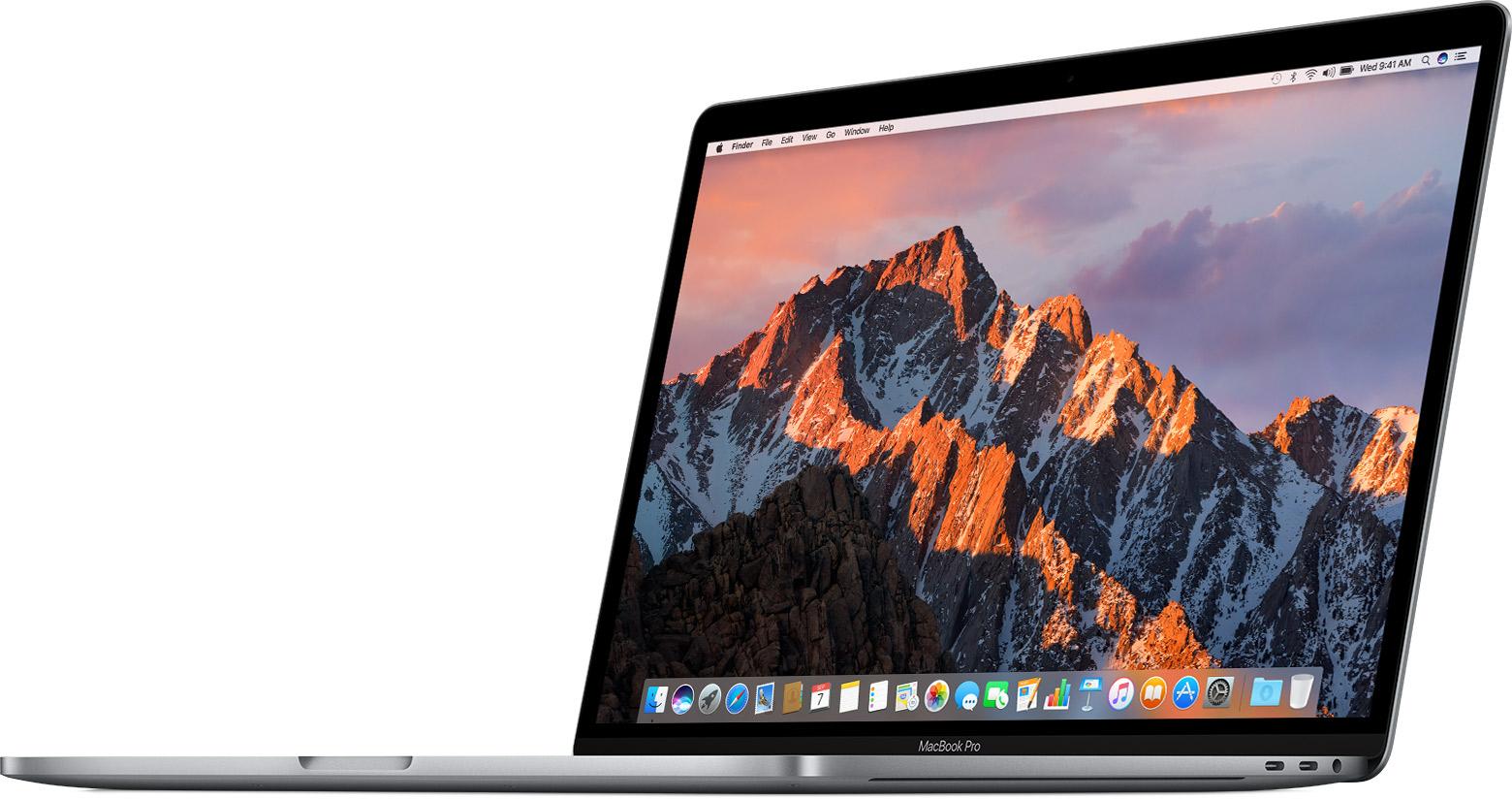 MacBook Pro RAM e memoria archiviazione