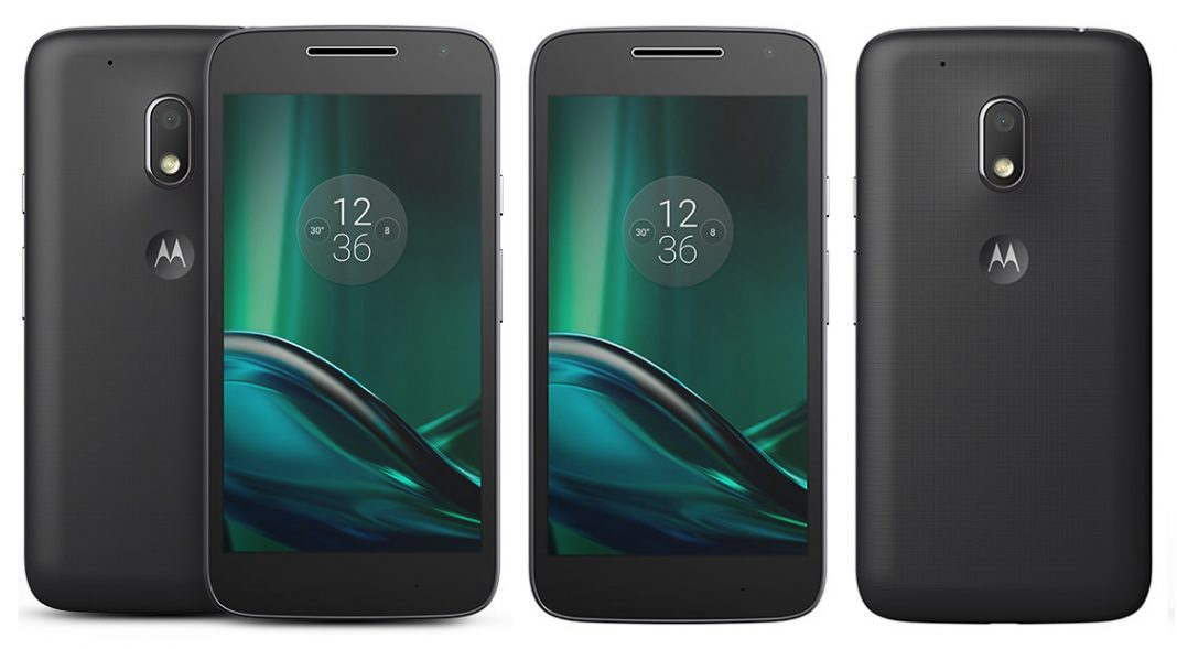 Moto G4 Play in aggiornamento a Android 7.1.1 Nougat