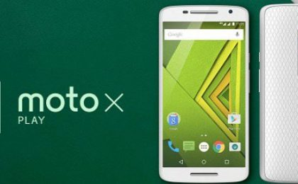Moto X Play in aggiornamento a Android 7.1.1 Nougat