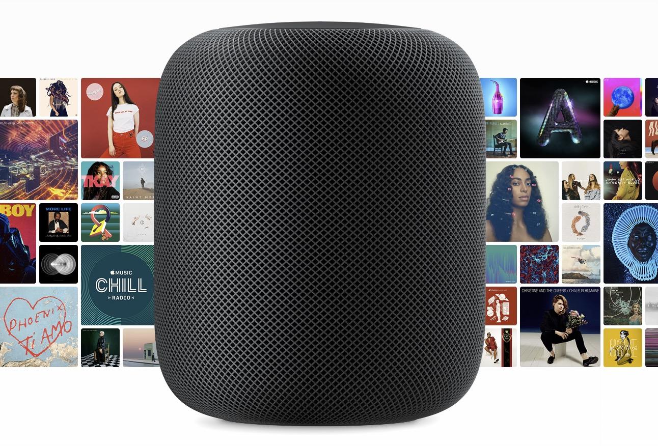 Musica speaker Apple HomePod