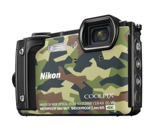 Nikon Coolpix W300: prezzo e scheda tecnica della fotocamera rugged