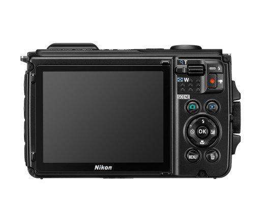 Nikon Coolpix W300 schermo