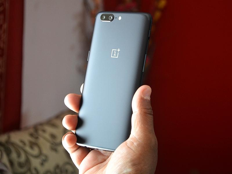 OnePlus 5 batteria