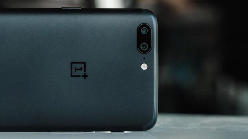 OnePlus 5 fotocamera
