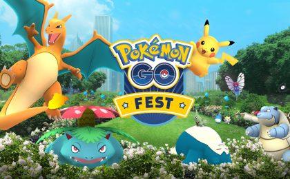 Pokemon Go, evento a Chicago: biglietti e anticipazioni
