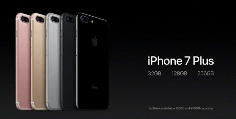 Prezzo iPhone 7 Plus