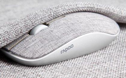Il primo mouse in tessuto al mondo, Rapoo 3510 Plus