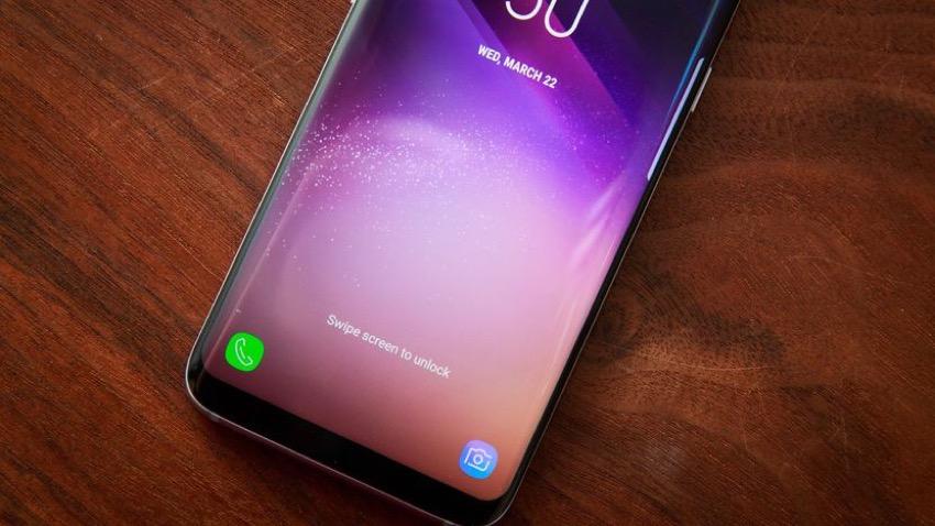 Samsung Galaxy S8 Plus design