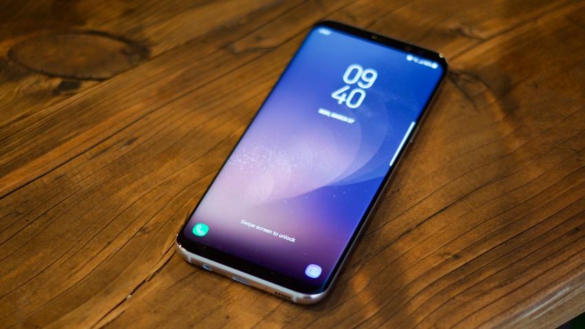 Samsung Galaxy S8 Plus processore