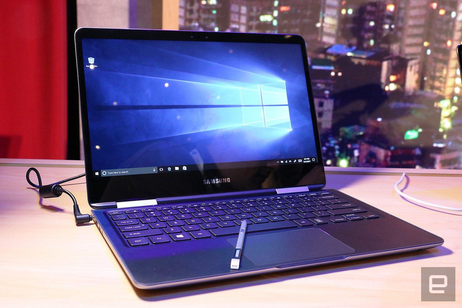 Samsung Notebook 9 Pro ufficiale: la scheda tecnica del portatile